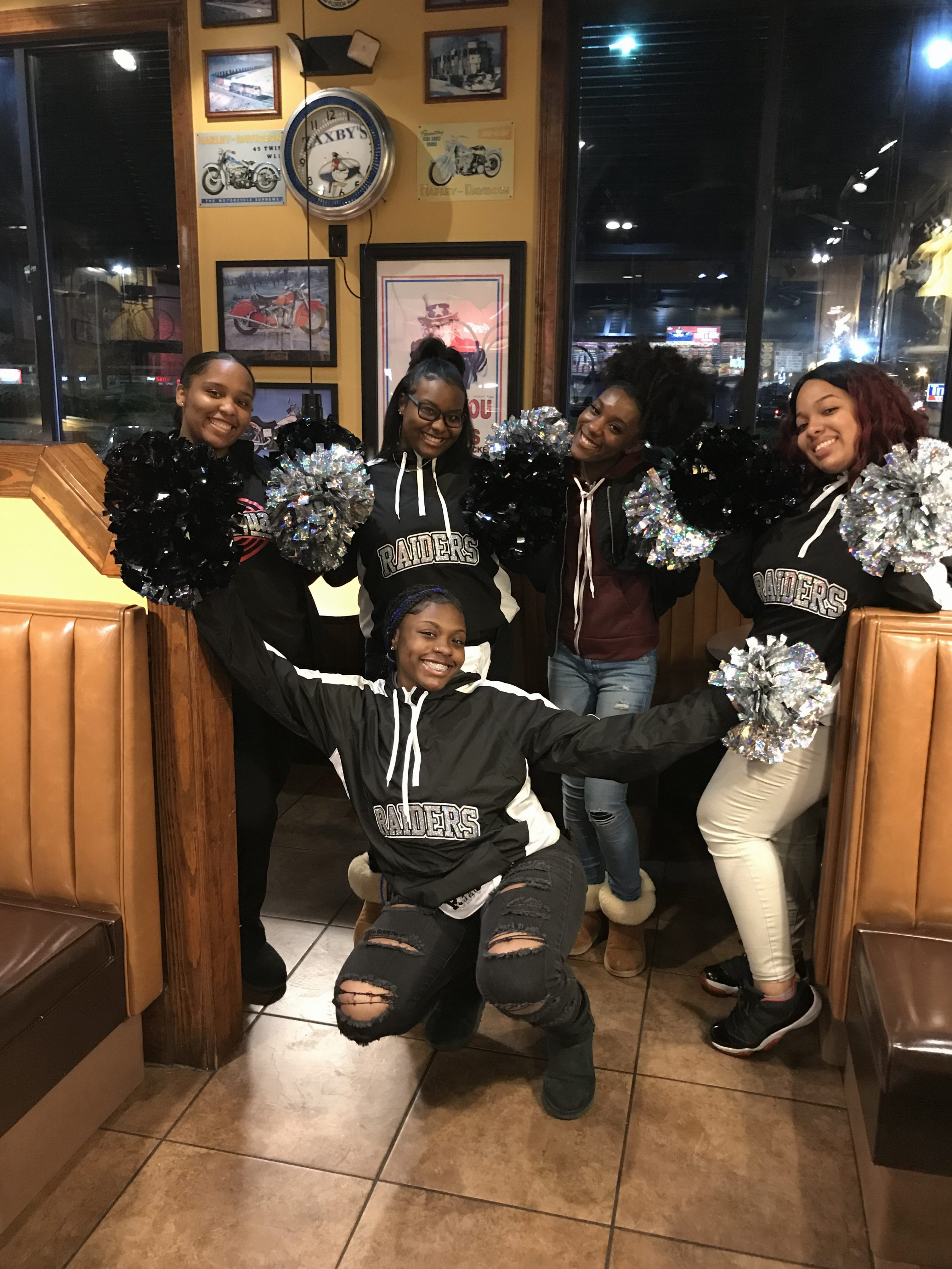 Riverdale High Cheer